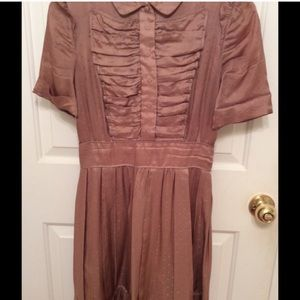 Marc Jacobs beige dress size 0